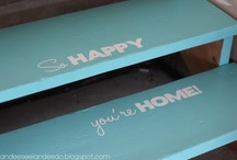 For the Home / by Kyla Vala Shaver