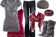 Clothes / by Ashley Bokar