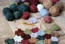 Crochet/Knit / by Ashley Bokar