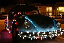 Christmas Cars, etc. / by Sharon Gervais