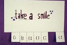 Smile :) / by Edina Orbán