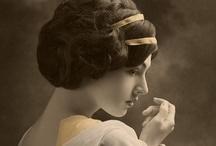 Vintage beauty / by Edina Orbán