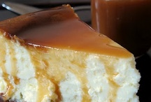 Say Cheese....cake / If I had to pick a favorite dessert - never mind - can't do it - but this creamy, just a tad decadent, down-to-earth-heavenly dessert would be a contender. / by Claudia Haas