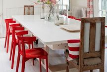 Color Inspiration: Red / by Lumber Liquidators