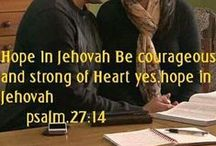 Hope in Jehovah / by Dianne.J. Brown