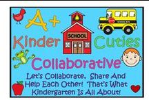 A+ Kinder Cuties Collaborative / Let's make this a great resource for Kindergarten Teachers!  If you would like to be a part of this collaborative pin board, please contact Regina Davis at rdavis@soflec.org.  Happy Pinning! / by Regina Davis