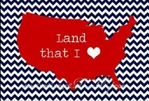 Land That I Love / Amazing places located right here in the good old USA! / by Ann Caldwell