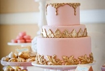 {Weddings} Frosting Chic / #cake #frosting #chic #cupcake #wedding