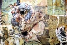 Mixed Media & Altered Art 2 / by Kathy Helton