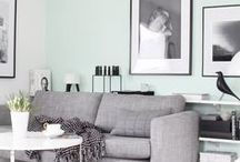 Lounge | For Our Home / Lovely Lounge styles!