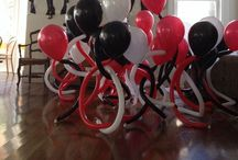 Dancing Balloons/Dance Floor Buddies / Cool little balloon buddies that are a hit with kids (and adults!)