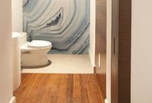 Home Inspiration: Bathrooms / Create the perfect #bathroom with some pins we love! / by Lumber Liquidators