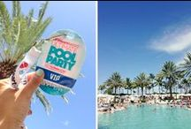 iHeartRadio Ultimate Pool Party 2013 / by VISIT FLORIDA