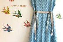 Dressmaking / Learning to sew clothing