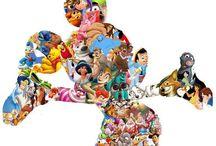 Disney Love / by Danee Norris