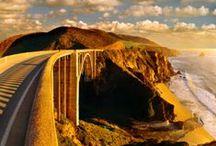Cali Road Trip / Travel, road trip, california, vacation