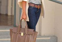Jeans, Sweaters & Cardigans / by Kristen Hamilton