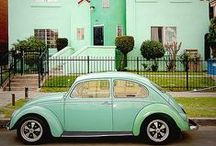 Beetle inspiration / Ideas for Winnie and a cheeky camper van or 2