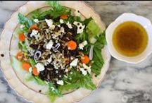 30 days of Salads / Salads!