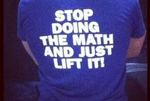 CrossFit t shirts and vest ideas / by Jo