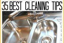 Neat freak / Cleaning tips / by Ashley Bokar
