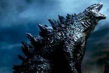 Godzilla / by Ashley Bokar