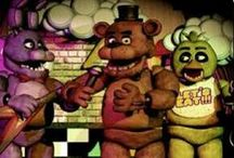 Five Nights At Freddy's / by Ashley Bokar