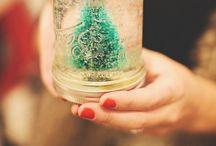 I'm dreaming of a homemade Christmas / Christmas, holidays, gift, diy