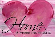 Home Again / by Susie Coen