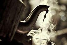 kahvi/tee/kipot