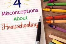 Homeschool / by Kristen Hamilton