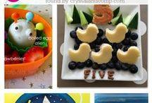 Kids Lunches / by Kristen Hamilton