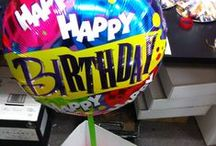 Balloon Gift Bouquets / Send a customised balloon bouquet - check out www.balloons.com.au