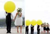 Wedding Decorating Ideas / So many elegant, romantic, whimsical ways to incorporate balloons into your wedding theme / by Balloons Online