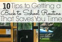 Back to School! / Everything #backtoschool!