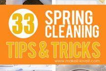 Cleaning Tips and Tricks! / Cleaning tips and tricks!