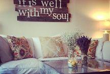 Home sweet home! / by Jennifer Roe