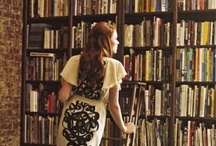 Books, Literature, & Libraries / Books, reading, writing, and anything to do with literature / by April J. Waldroup