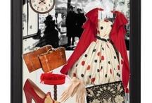 Fashion Sense Through The Ages & Style Icons / Clothes, Shoes, Hair, etc / by April J. Waldroup