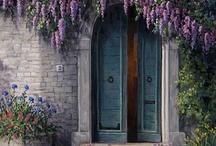 Doors, Gates, & Windows / by April J. Waldroup