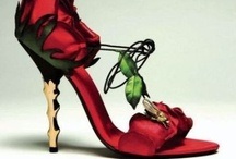 In My Red High Heels / by April J. Waldroup