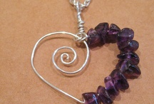Jewelry ideas / Jewelery I think I could make or at least use the design to make it another way / by Jacqueline Perry