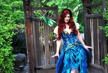 Fairy Fashion / Faerie inspired clothing and costumes and fashion