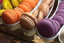 Macarons / Me apasionan !!!