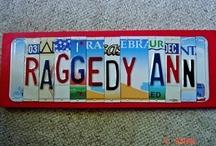 Raggedy Ann / Celebrate Raggedy Ann's 100th Birthday, June 12-13, 2015. http.//www.raggedyann100.com / by Elinor Nestler