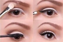 Maquillage / by Vertelle