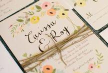 Invitations & Papergoods