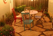 Outdoor Creations / Fun and innovative projects for outside. / by Tina Holt