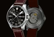 Hamilton Watches / Backed by over 100 years of tradition and history, Hamilton has truly become one of the best recognized American brand names. Hamilton is part of the Swatch group.  / by G. Thrapp Jewelers