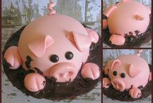 Cakes / by Jessica Hughes
